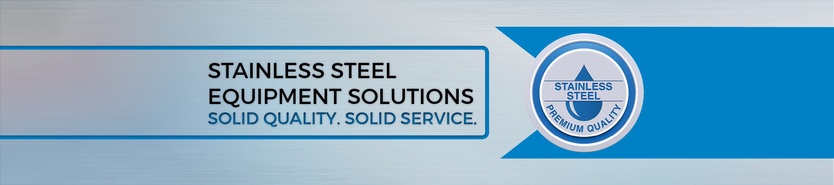 Quality Stainless Steel Equipment Bk Resources
