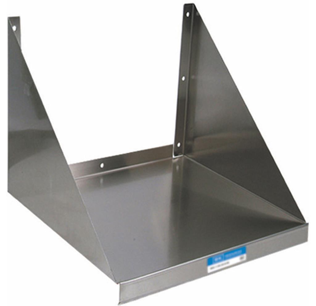 "MICROWAVE SHELF 24"" X 24"" 18 GA."