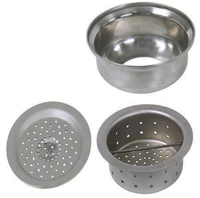 FLOOR DRAIN BOWL AND COVER