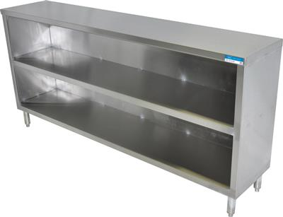 18 Quot X 72 Quot Dish Cabinet 14 Ga T304 Ss Bk Resources