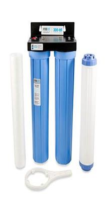 "300 VALUE SERIES 20"" HIGH FLOW TWIN WATER FILTER S"