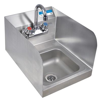 space saver bathroom sinks sm space saver sink 2 w faucet bk resources 20608