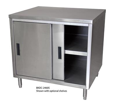 "REMOVABLE SHELF FOR 24"" X18"" CABINET 18 GA SS"