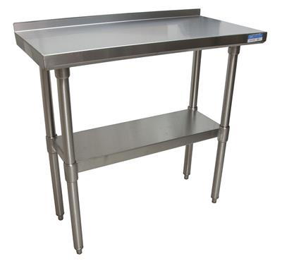 18 X 36 T 430 Ga Table Ss Top With